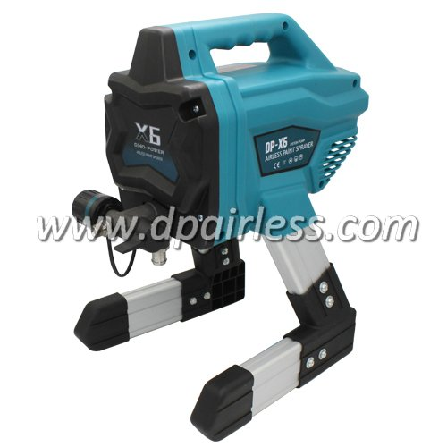 DP-X6 Electric Airless malersprøjter 1.4L / min
