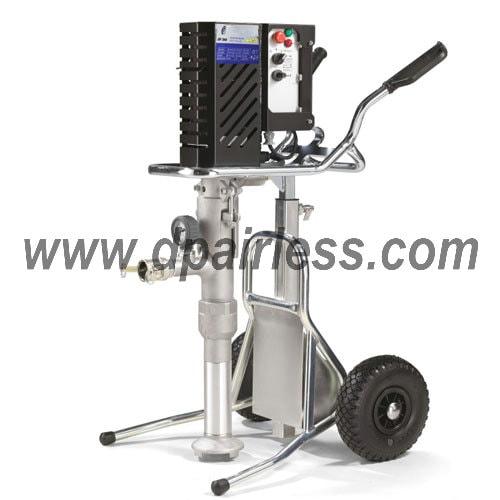 DP-430 putty plaster sprayer Texture Sprayer (1.8kw, 12 litres per minute )