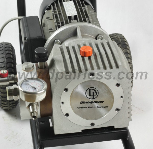 DP-6890 paint spray pump with diaphragm pump_1