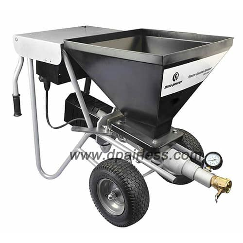 Cement mortar sprayer 2.4HP 1800W