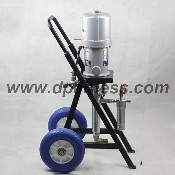 broadsideof air assisted airless sprayer