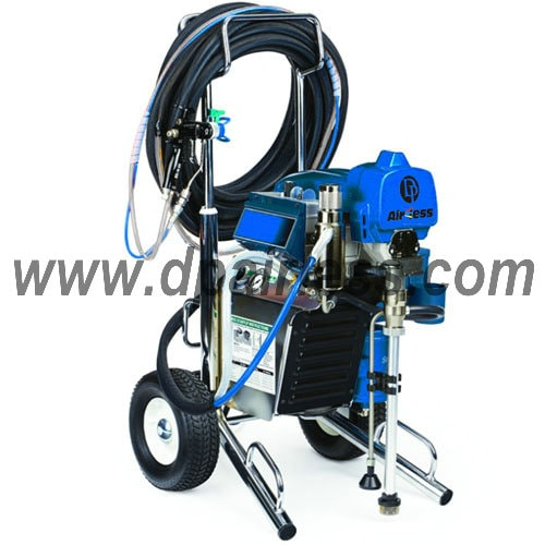 Dp 6395 air assisted airless sprayer airmix airless dp for Air or airless paint sprayer