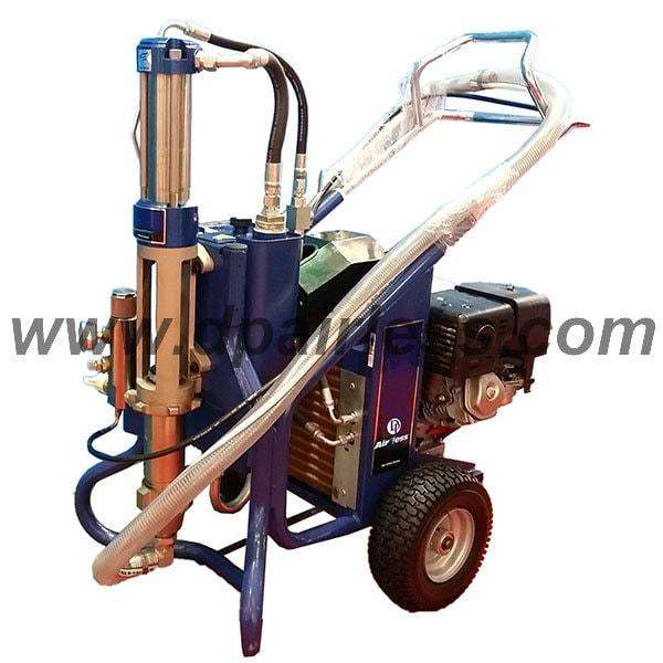 GH6833 Big Rig Gas hydraulisch Airless Spuitmachine
