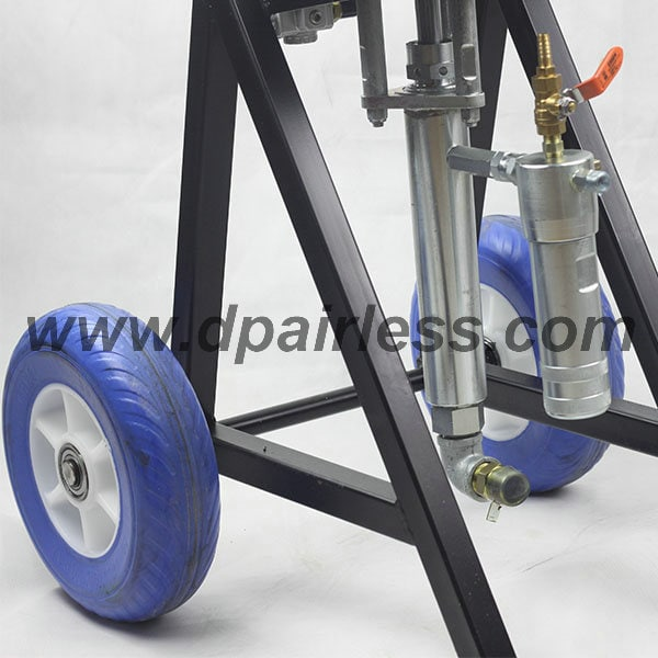 trolly carts of pneumatic airless paint sprayer