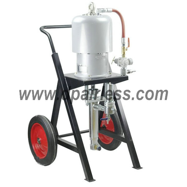 Airless paint sprayers pneumatic dp pro airless paint for Air or airless paint sprayer