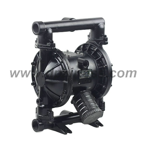 AL series AODD air operated diaphragm pump (Aluminum alloy pump)