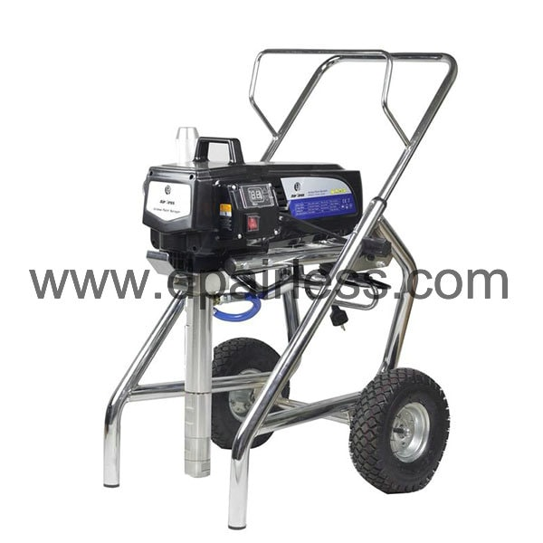 which kind of airless paint sprayer can be used for epoxy