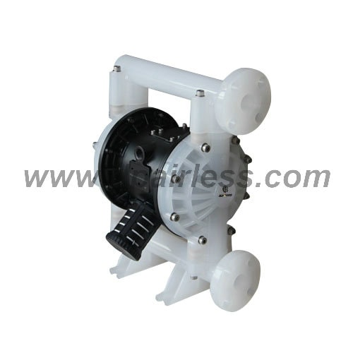 PP series air-operated double diaphragm AODD -polypropylene plastic pump
