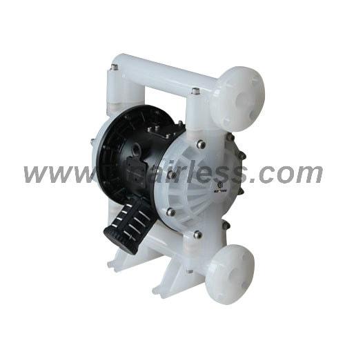 PP series air-operated double diaphragm AODD -polypropylene plastic pump