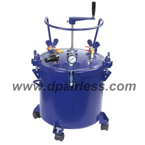 réservoir sous pression à mélange manuel (10L / 20L / 40L / 60L)