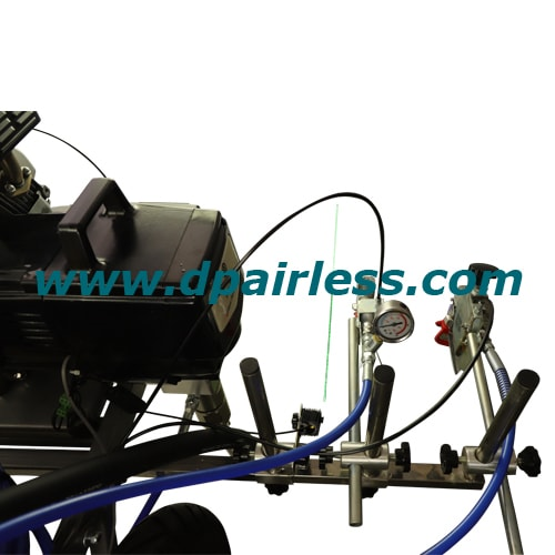 Laser Guiding Line for DP-6335L Contractor Airless Line Striper