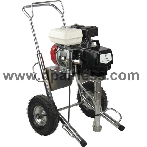 DP-6331G Gasoline Airless Paint Sprayer Piston Pump