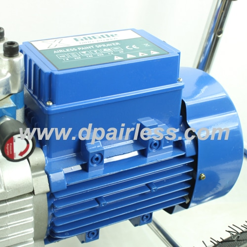 Brushless Motor of DP-6860E Electric Airless Diaphragm Pump