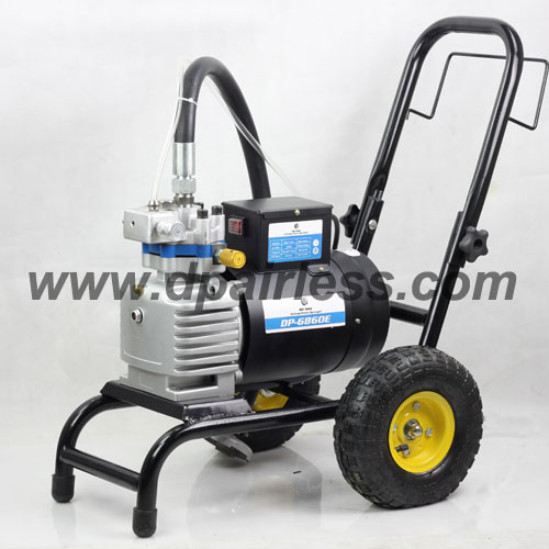 DP-6860E Electric Airless Sprayer seiwa type Diaphragm Pump