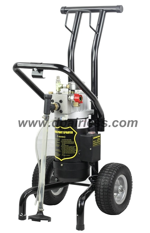 DP-M819 1.2HP Membraanpomp Airless verfspuit
