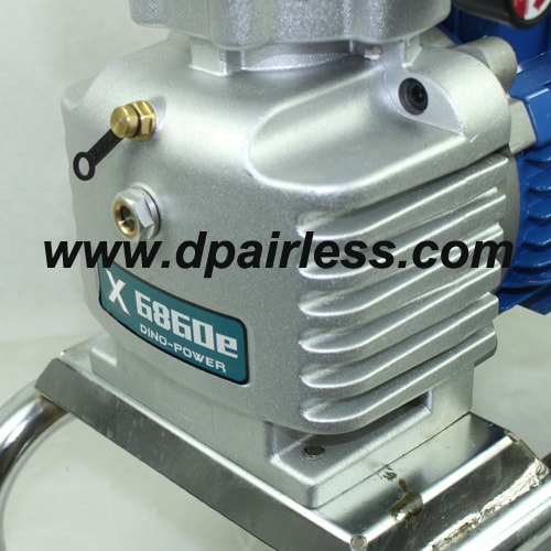 Oil Tank of DP-6860E Electric Airless Diaphragm Pump