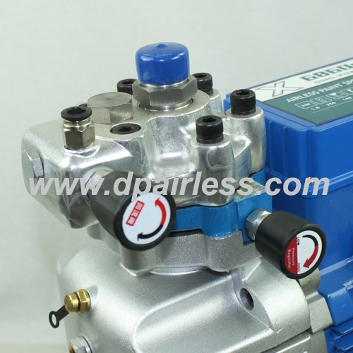 Pump Head of DP-6860E Electric Airless Diaphragm Pump