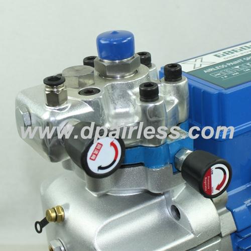 Pump Head of DP-6860E Electric Airless Diaphragm Pump