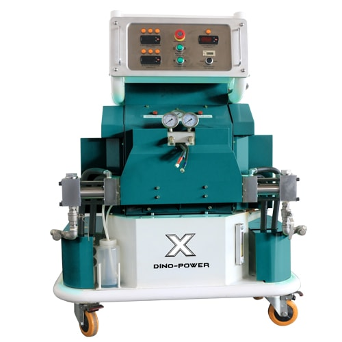 Hydraulic-driven Polyurea Sprayer Reactor