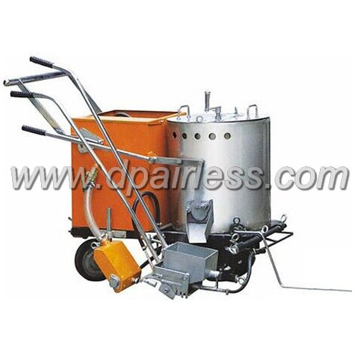 DP-3200 Hand-push Type Hot Thermoplastic Roadline Marking Machine