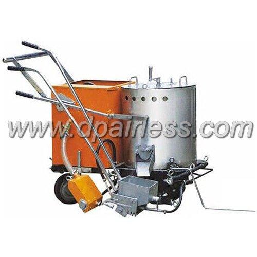 DP-3200 Hand-push Type Hot Thermoplastic Roadline Marking Machine