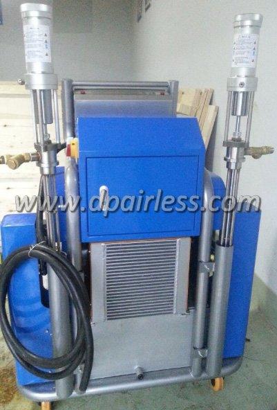 DP-HXP30 Hydraulisk drevet polyureareaktor, 02