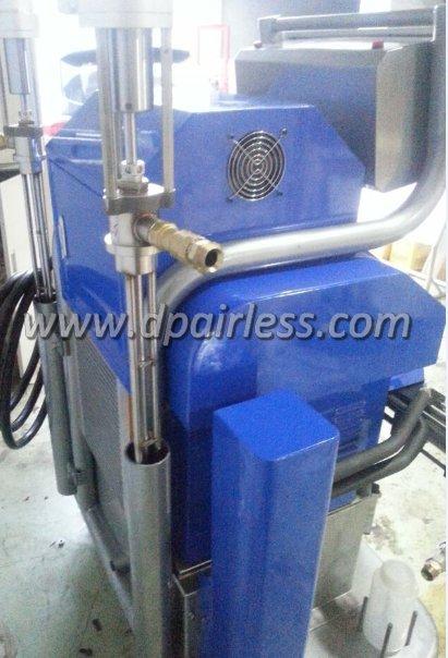 DP-HXP30 Hydraulisk drevet polyureareaktor, 03