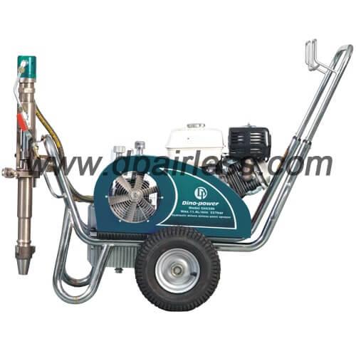 DP-GH300 Hydraulic Airless Sprayer