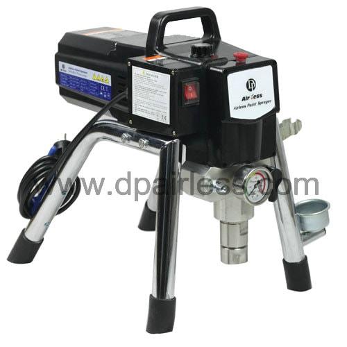 Электрический поршневой аппарат безвоздушного распыления