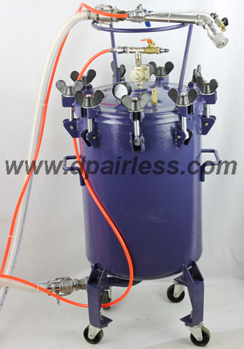 DP-TX300 60L Paint tank texture paint sprayer