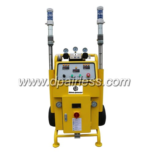 Polyurethane Foam Reacting Machine, Polyurea Sprayer | DP