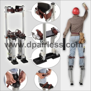"DP-ST1523 15""-23"" ALUMINUM DRYWALL STILTS"