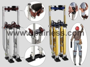 "DP-ST2440 24""-40"" DRYWALL STILTS"