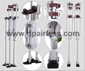 DP-ST4864 ALUMIUM DRYWALL STILTS