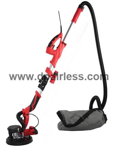 DP-3000F dustless drywall sander Foldable type
