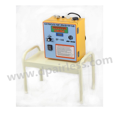 EF-100 ELECTROSTATIC PAINT SPRAYER FOR FLUID