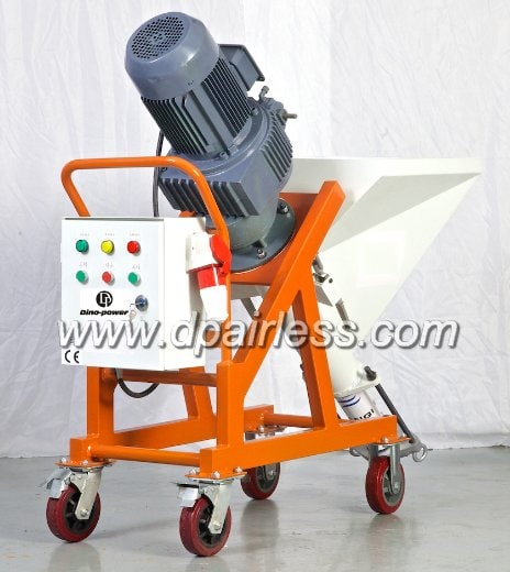 DP-S4 Cement Mortar Sprayer