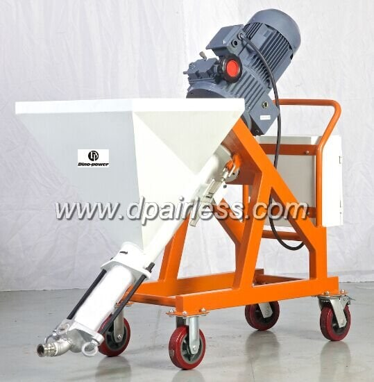 Cement Mortar Spraying Equipment