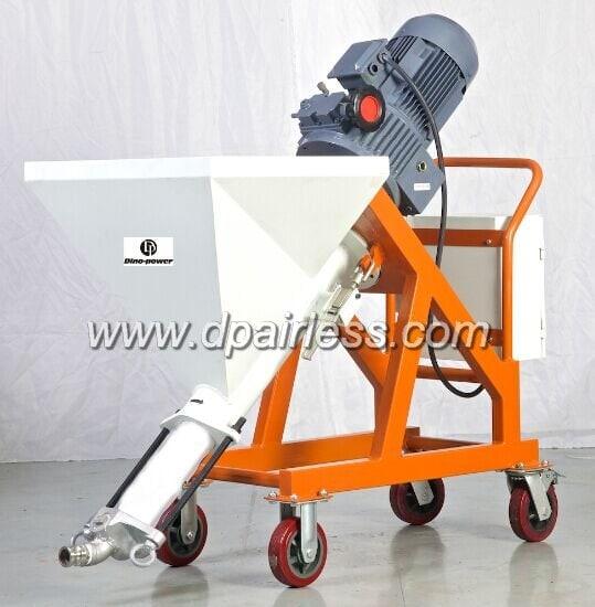 Cement Mortar Spraying Equipment