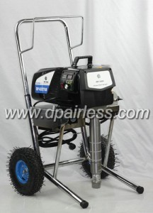 Electric Airless Paint Sprayer for Spraying Putty Plaster