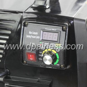 digital pressure reader for airless sprayer