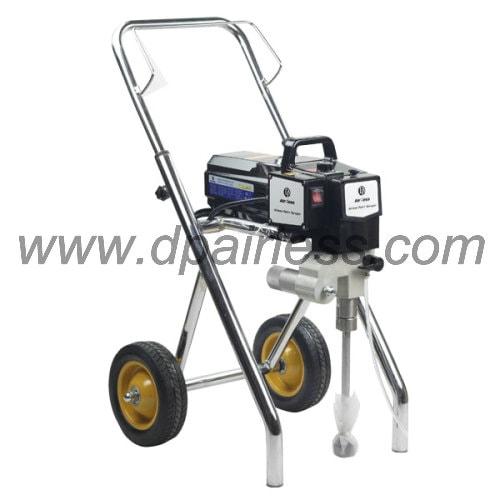 DP-6321ih / 6325ih Pro airless laitteiden korkea vaunun koriin