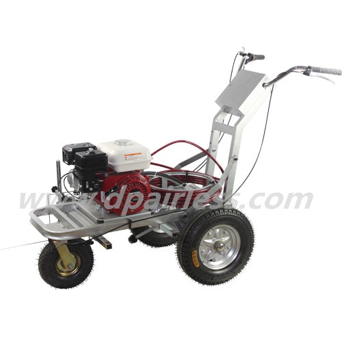 DP-6325L Airless Road Line Marking machine,piston pump line striper