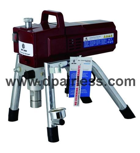 DP-6318 (H) Pompă de piston pulverizator de vopsea electrică airless