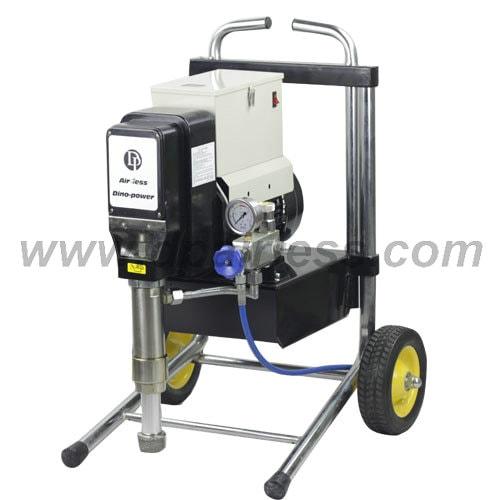 DP-6880 pulverizador de pintura airless de alta resistencia para pulverizar masilla de yeso / lima