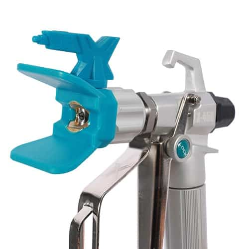 X-450 Upgraded Airless Spray Gun with Light Weight and Soft Grip