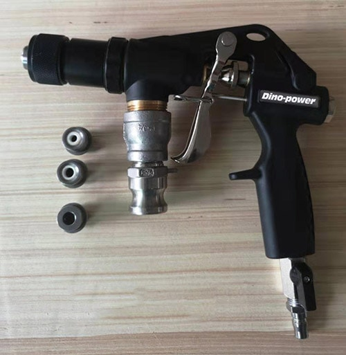 texture spray gun dp