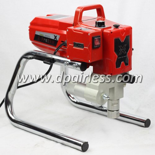 X-23 X-25 Electric Airless Paint Sprayer 02