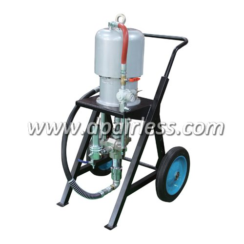 XTR-681 XTR-561 XTR-451 Pneumatic Airless Paint Sprayers