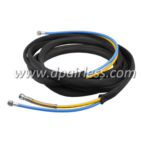 DP-637HT Twin-hose for Air-mix Airless Painting